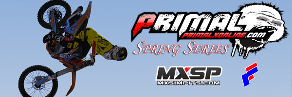 2012 Primal X Spring Series Presented by MXSimPits